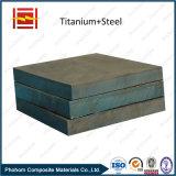 Упорные Titanium плакированные листовые материалы/пробка титана сплава
