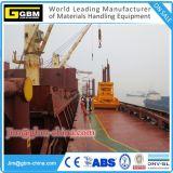 l'imbarcazione Port Radio Remote di 25t Shipcrane gestisce la gru a benna 6-12 Cbm