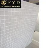 Tuile pure de couleur de ventes de construction de noir chaud de matériau (FC6003)