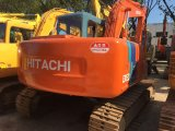 Verwendeter japanischer der Hitachi-200-3 Handexkavator Baugerät-Maschinerie-18500kg zweites