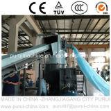 Машина LDPE пластичная рециркулируя для пластичной пленки простирания