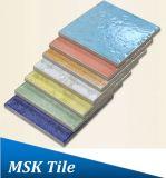azulejo esmaltado rústico de la porcelana 4X4