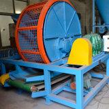 Gummireifen, der Maschine für Gummikrumen aufbereitet