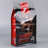 Sac avancé d'empaquetage en plastique d'aliment pour animaux familiers avec la tirette