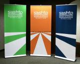Personalizzare la bandiera della flessione del vinile del PVC Backlit Frontlit di Digitahi che fa pubblicità al materiale di stampa
