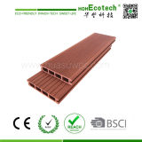 Decking Eco-Friendly do Decking/WPC de Huangshan Huasu WPC/Decking antiderrapante de WPC