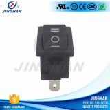 High-quality Black Single Pole 3 Position on-off-on Rocker Switch