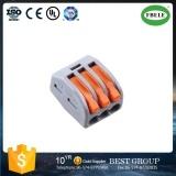 Conetor de potência leve do diodo emissor de luz de 5 tiras do Pin