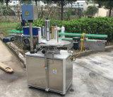 ガソリンびんのShampのびんのための機械をスタックする二重側面の自己接着ラベル