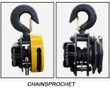 China-manuelle Kettengroßhandelshebevorrichtung Hsz 5 Tonne