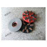 アーム花こう岩の大理石のポーランド語または粉砕のための石造りのポリッシャ機械(SF2600)