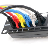Änderung- am Objektprogrammpanel In24port/New/Black Cat5e /CAT6