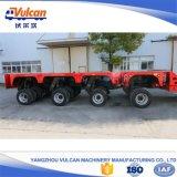 Hydraulischer modularer niedriger Bett-LKW-Hochleistungsschlußteil