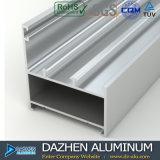 Perfil de alumínio de alumínio do material de construção da liga para Ghana