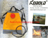 Backpack тумана воды пожарного 16L 20L с насосом руки