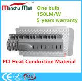 90W-180W alumbrado público LED con 1COB