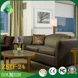 Jogo de quarto do apartamento do hotel do estilo elegante de venda direta da fábrica (ZSTF-24)