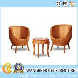 Мебель сада ротанга обедая комплекты стула яичка