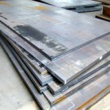 Plaque en acier faiblement alliée et de haute résistance Sm490A