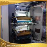 maquinaria de impressão Flexographic da cor da cor de 4 /6