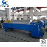 適正価格の高品質のHorizntal Fuyiの沈積物の排水の遠心分離機