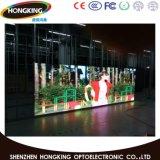 Alquiler que hace publicidad del módulo al aire libre de la pantalla de visualización de SMD Mbi5124 LED
