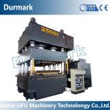 metal de folha 2500t/3600t hidráulico que dá forma à máquina/que grava a máquina