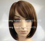 Parrucca sintetica elaborata/tinta dei capelli di Short Mixed di colore per la sensibilità dei capelli umani della donna