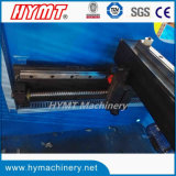 Máquina de dobra de dobramento hidráulica da máquina/metal da placa de aço de carbono WC67Y-400X6000
