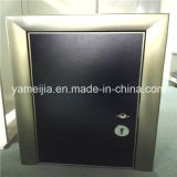 35 mm paneles de grosor de aluminio de nido de abeja de puerta