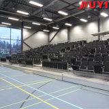 Sillas de plegamiento telescópicas vendedoras calientes de los deportes Jy-769 del lugar del sistema telescópico portable plástico del asiento