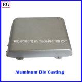 アルミニウムカスタマイズされた電気通信装置のキャビネットカバーはダイカストを