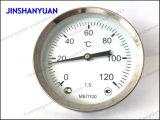 Termometro dell'acqua calda Bt-013/calibro posteriore di temperatura del connettore di /Sliding del termometro del supporto