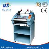 Solo laminador caliente lateral de antienrollamiento del rodillo de la máquina que lamina (FM-3810) con el cortador