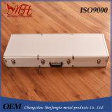 Caja de herramientas portable de alta calidad de la aleación de aluminio con el bloqueo
