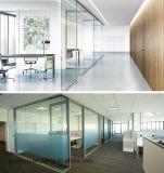 Partición de cristal de los nuevos productos del marco de la oficina de aluminio caliente de la pared para la pared