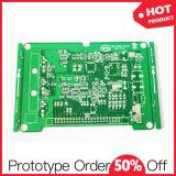 Het snelle Prototype van PCB van de Elektronika van RoHS van de Draai Fr4