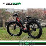Bicyclette électrique pour le déclenchement de montagne