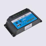 regolatore solare automatico della carica del manuale PWM di 12V/24V 10A/20A/30A