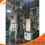 Evaporador aire acondicionado de solo efecto externa del alimento del acero inoxidable 316 de la maquinaria farmacéutica química de las hierbas