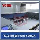 GEEN Pluksel van het Residu - vrije Klasse 1000 de Witte Cleanroom Wisser van Microfiber van de Wisser