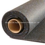 pavimentazione di gomma di anti slittamento di affaticamento di spessore di 3-12mm anti in rullo