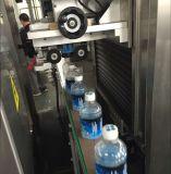 Machine à étiquettes de rétrécissement de chemise de bouteille en verre