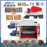 China-Berufsbaumwollstiel-hölzerne Reißwolf-Maschine