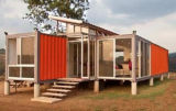 편평한 Pack 또는 Prefabricated/Prefab Shipping Container/Mobile Home