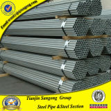 Round Welded Steel Pipe for Construction