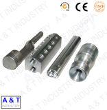 Подгонянная CNC нержавеющая сталь алюминиевого сплава/конструировала все виды частей машины CNC