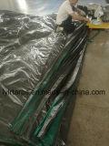 Couverture de finition de camion de bâche de protection de PE, feuille de bâche de protection de PE