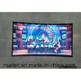 Constructeurs d'intérieur de visuel à grand écran de l'étape HD DEL de vidéos de Shenzhen P3