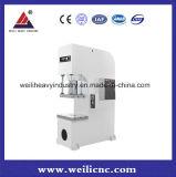Máquina de la prensa hidráulica del C-Marco de la serie Yw41